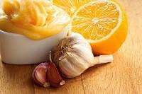 мед чеснок лимон имбирь