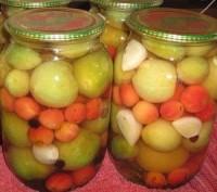 Маринованые яблоки