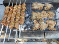 Чеснок для маринования шашлыка, птицы и стейка